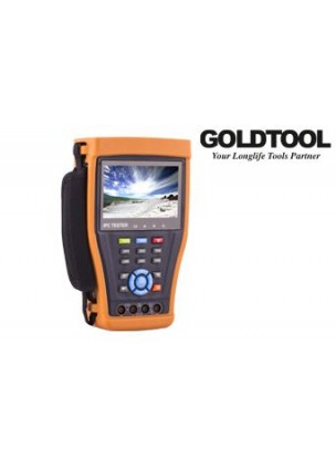 Gold Tool IPC-4300 IP Kamera Test Cihazı